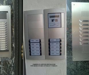 Contratos de mantenimiento Antenas, Porteros, Videoporteros