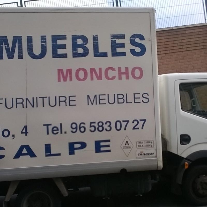 Transporte y Montaje Gratuito: Productos de Muebles Moncho