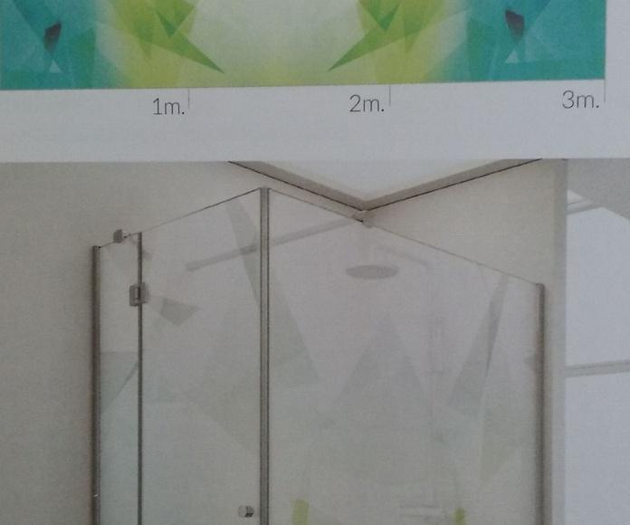 MAMPARAS: Servicios de Exposición, Carpintería de aluminio- toldos-cerrajeria - reformas del hogar.