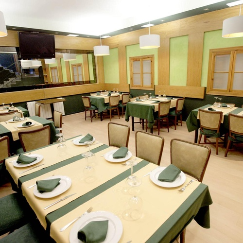 Bares en Ávila | Restaurante Marisquería El Emperador y Casa Pablo