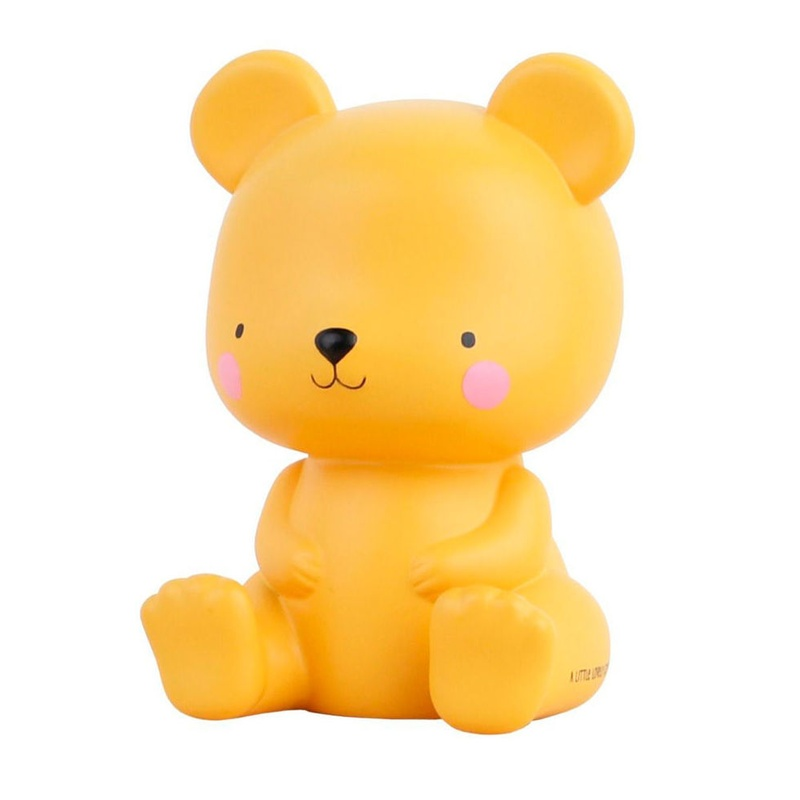 Mini Luz Salted Caramel Bear A Little Lovely Company: Productos de Mister Baby