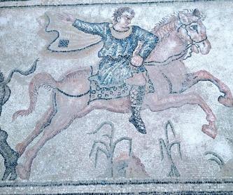 El Ninfeo: Turismo arqueológico de Villa Romana de Salar