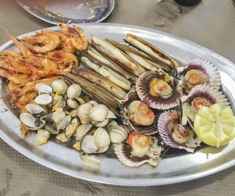 Celebraciones: Nuestra Carta de Restaurante El Portalón