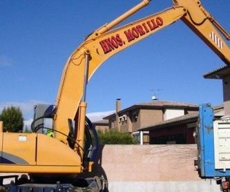 Jardines: Servicios de Excavaciones y Transportes Hermanos Morillo