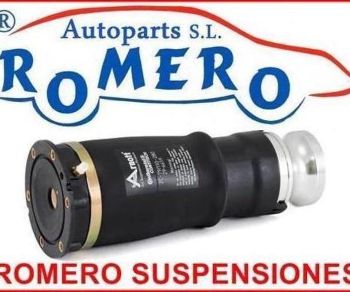 Balona delantera Audi A6 Allroad C5 4B: Suspensiones y vehículos de Romero Autoparts Zaragoza