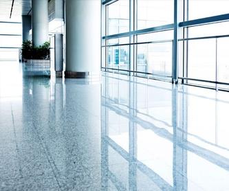 Limpieza de cristales: Products de Limpiezas Nazaret