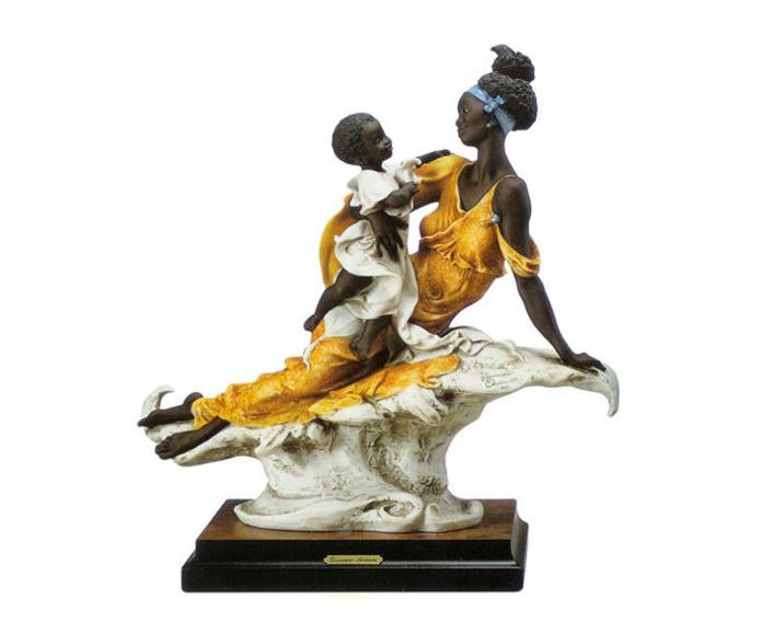Florence by Giuseppe Armani: Porcelana y mantelerías de Angel's Souvenirs
