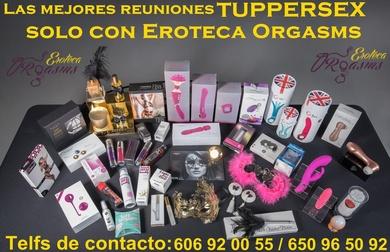 Reuniones Tuppersex Algeciras