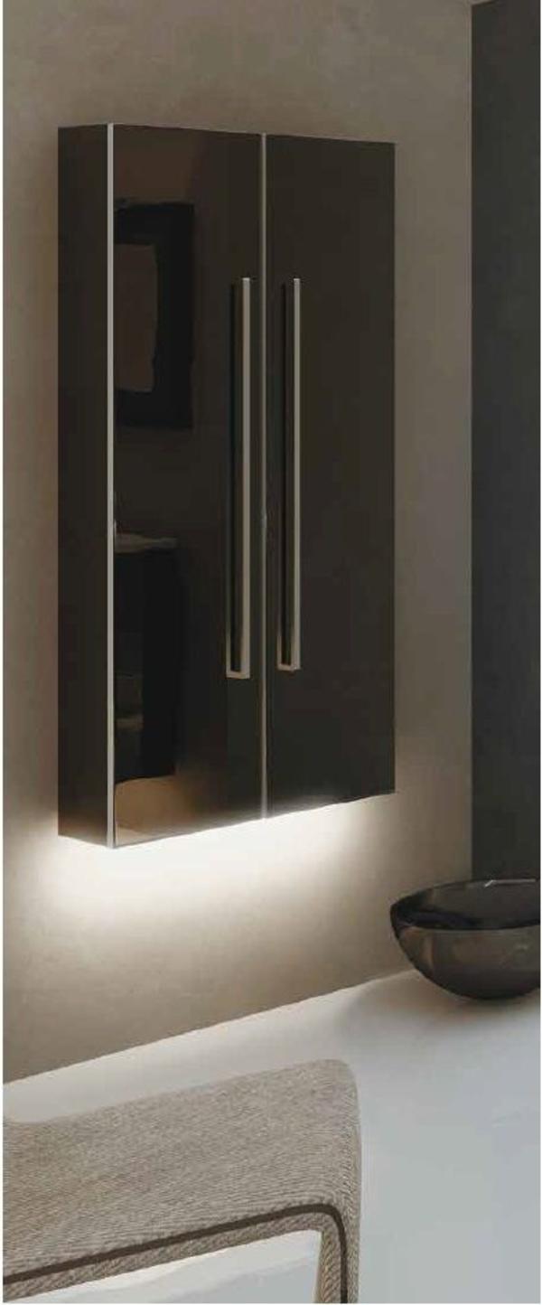 Mueble Complet C18 de 2 cajones 32+32, arc plus negro y tirador asa recta
