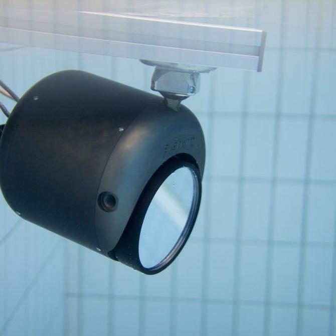 Beneficios de las luces con detectores de movimiento