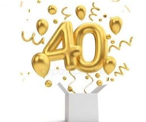Aniversario 40 años