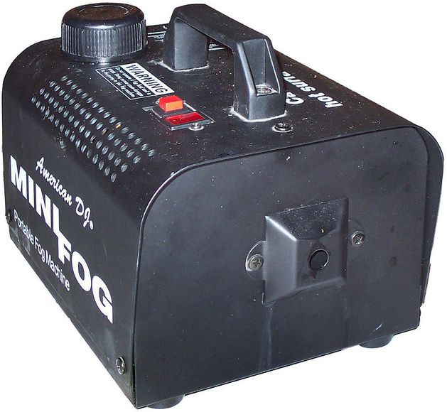 Máquinas de humo: Servicios de JCL Alquiler de sonido