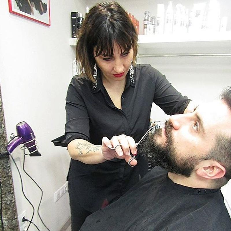 Barbería: Servicios de Zoe Estilista