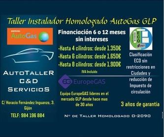 Distribuciones y embragues: Servicios de Autotaller C&D Servicios