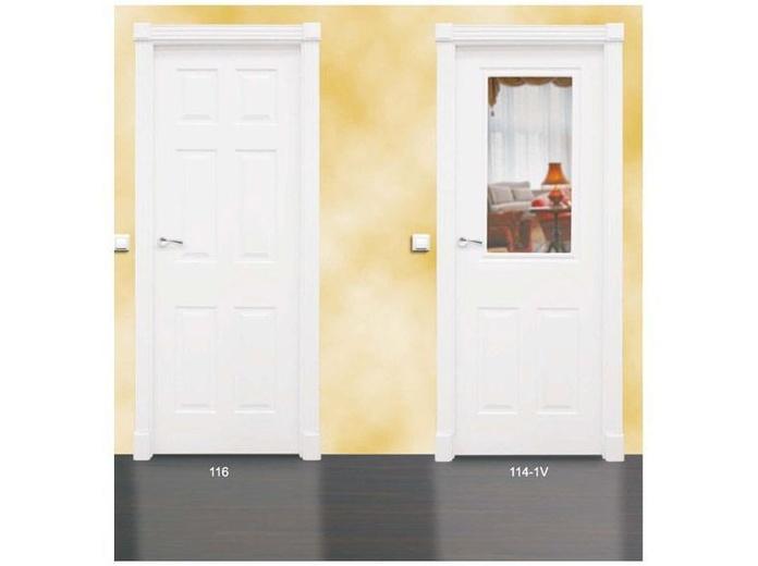 Modelo 116 Puerta lacada de calidad PREMIUM