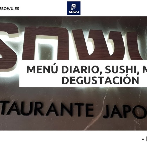 Restaurante japonés en Valencia | Restaurante Sowu