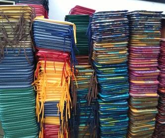 Ignífugos: Catálogo de productos de Espumas Carranza