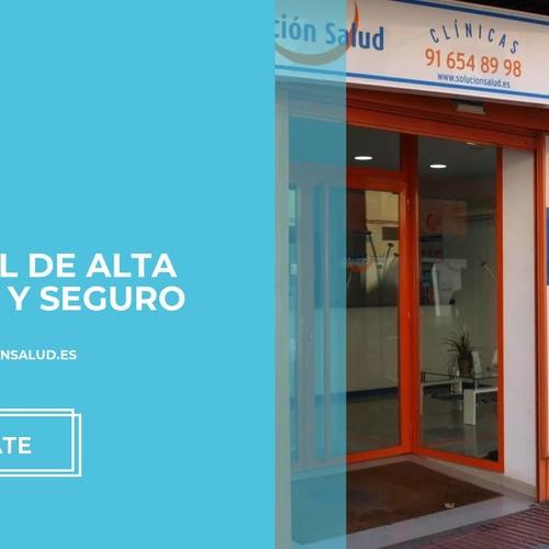 Mejor clínica dental en San Sebastián de los Reyes | Solución Salud