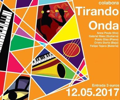 JAM SESSION con TIRANDO ONDA en CAFÉ TEATRO RAYUELA