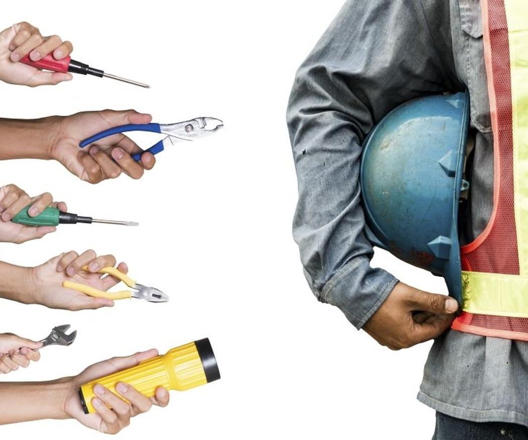 Los cascos de seguridad para obras (II)