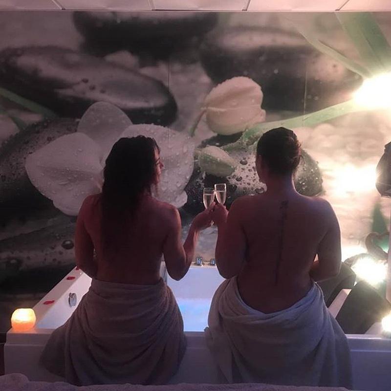 Ritual Romántico (2 personas): Tratamientos de XAVIER NAVARRO CRUZ