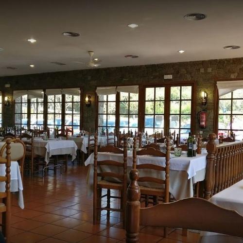 Comer el el Parque natural del Montseny