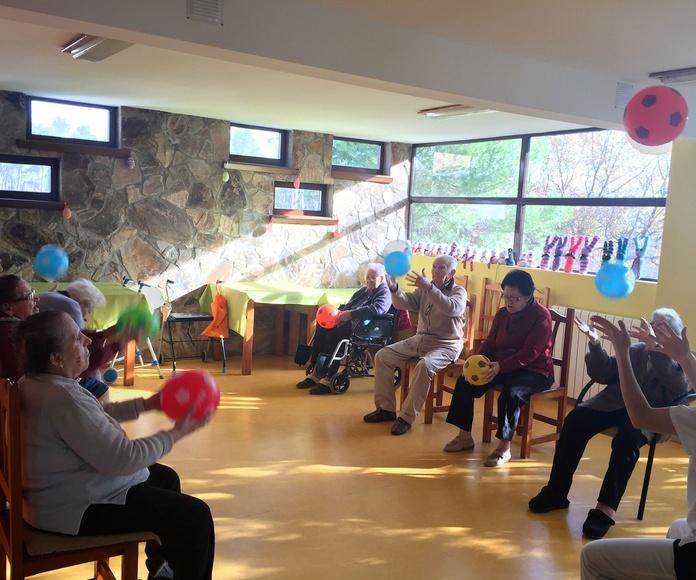 Residència geriàtrica El Pinar - Terrassa / Sabadell