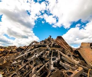 Reciclaje de chatarra, residuos metálicos y férreos en Vizcaya