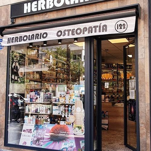 Herbolario en Herbolario San Bernardo 122