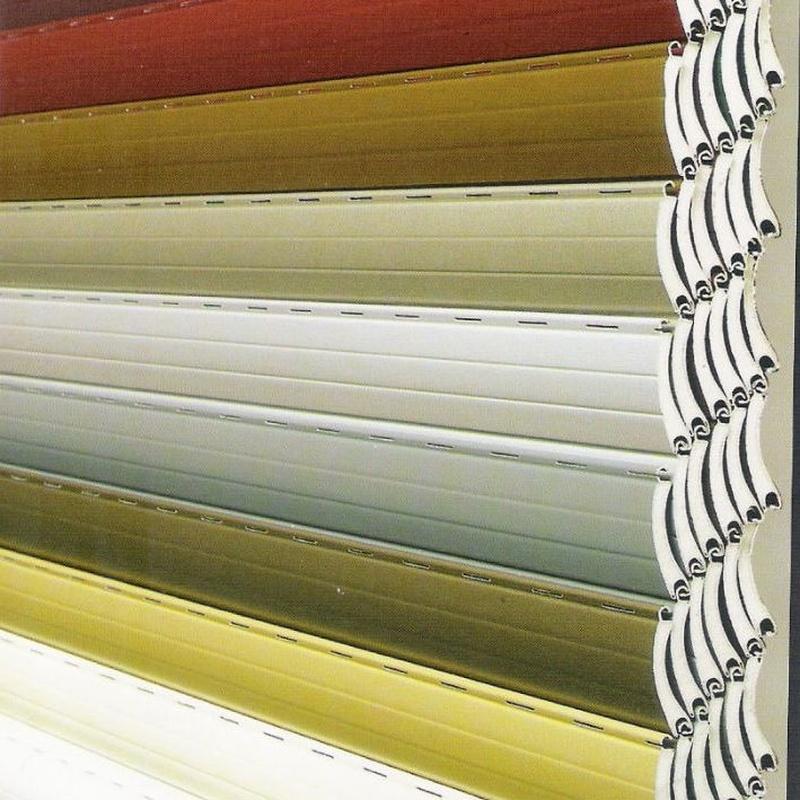 Persianas de aluminio y PVC: Productos y servicios  de Ventanas y Persianas Persiplast