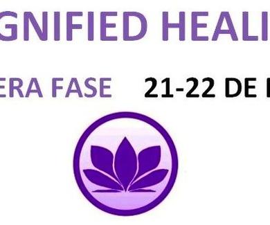 Primera fase Magnified Healing en Raco Esoteric (Reus)