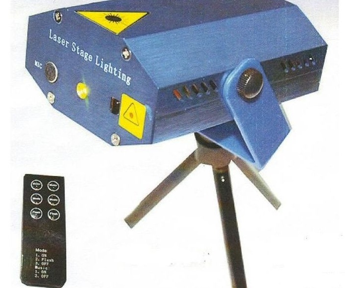 Proyector láser con efectos: Productos de Centro Led Almería