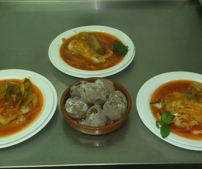 De cuchara: Servicios de Restaurante las Palmeras de Fasnia