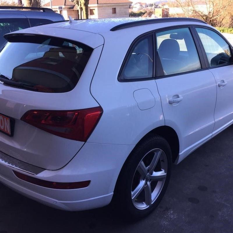 Audi Q5 2.0TDI Sline 170CV:  de Ocasión A Lagoa