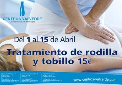 Ofertas Fisioterapia Murcia