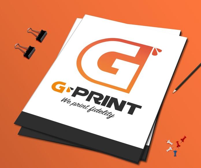 Papelería corporativa y publicitaria: Productos de G-PRINT Servicios de Impresión