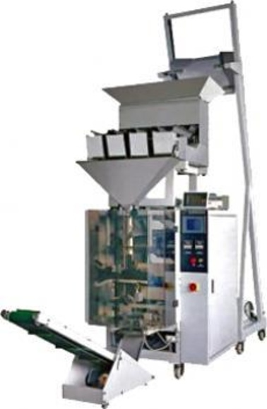 Envasadora-Pesador 4H: Catálogo de Maquinaria de Pymar
