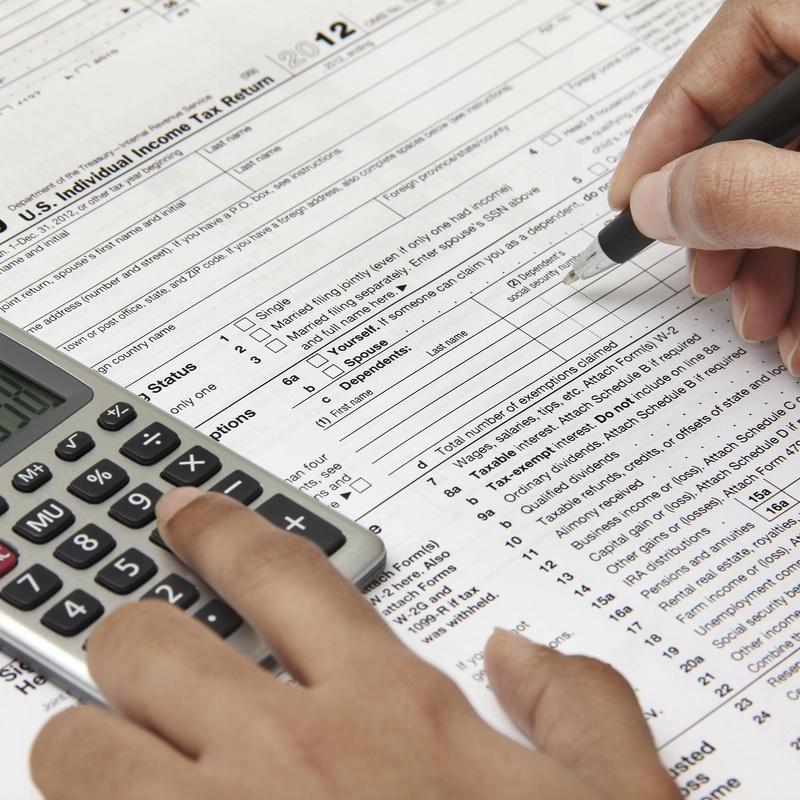 Área contable: Nuestros servicios de Euroeco Asesores