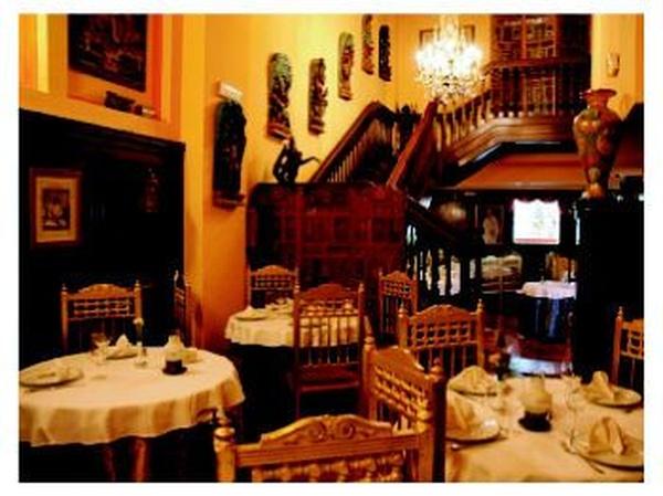 Restaurante especializado en cocina india en Madrid centro