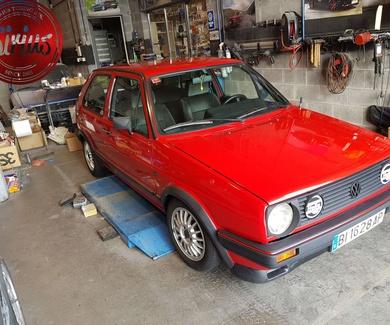 VW Golf 2 - TaTechnix 60/40
