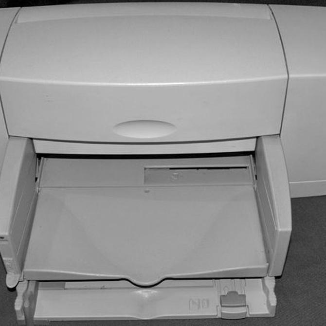 Las impresoras en blanco y negro