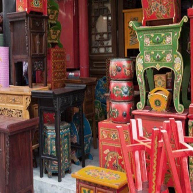 Lo vintage y la restauración de muebles