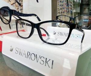 Gafas Swarovski en One Vision, Parla