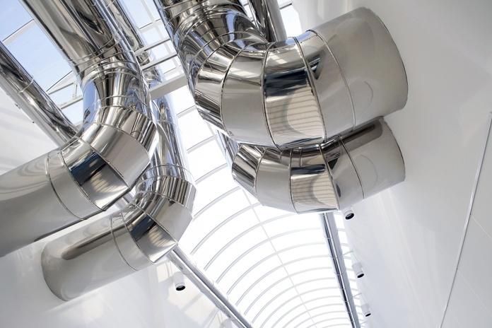 Climatización industrial: Productos y servicios de Gadir S.L.