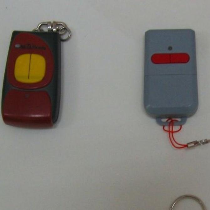 Las ventajas de los mandos de garaje frente a las llaves