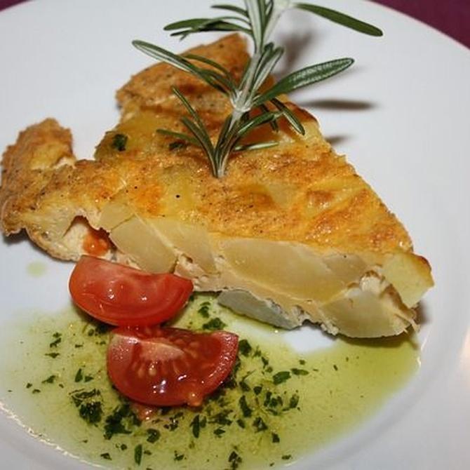 Tipos de tortilla española