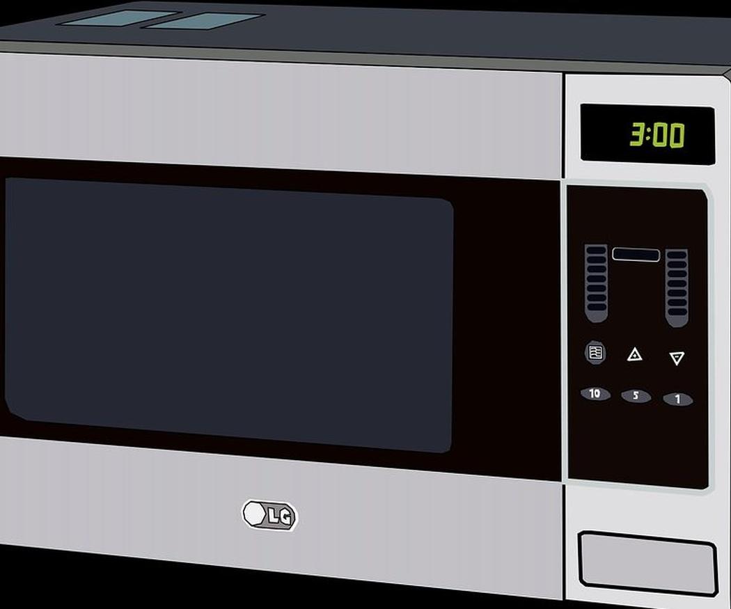 ¿Por qué usar un microondas?