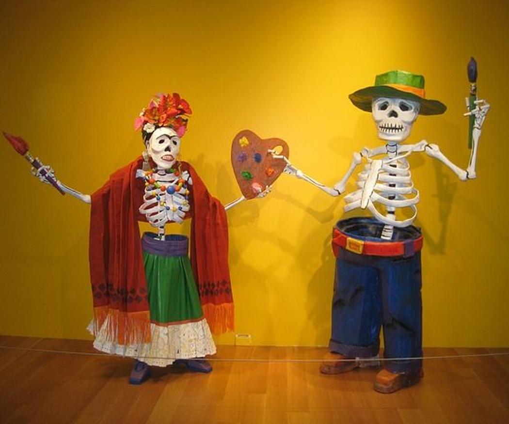 Exportaciones culturales de México