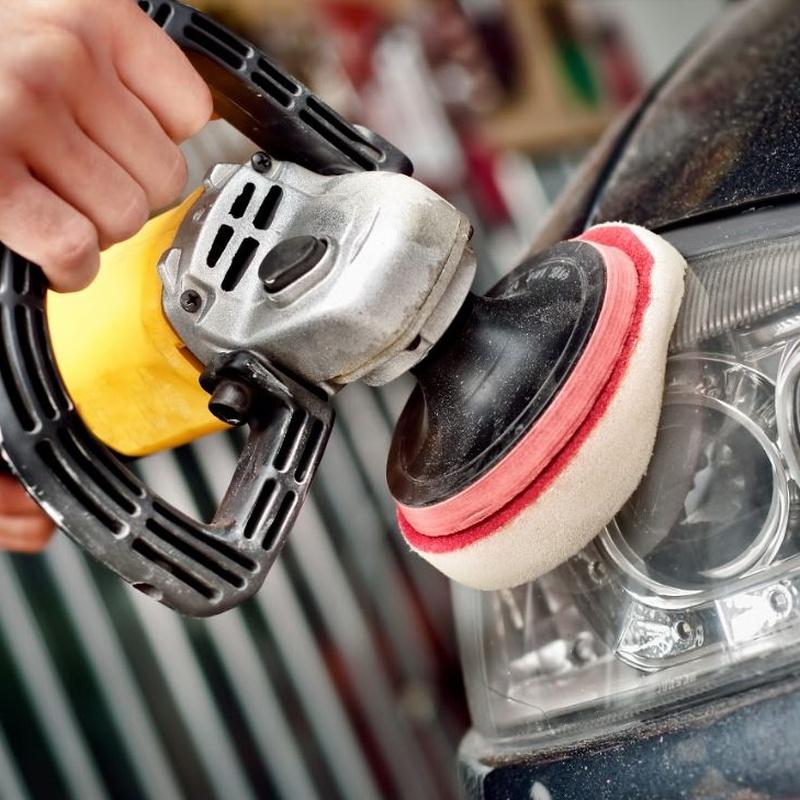 Pulido: Servicios de Lavadero & Neumáticos Rocío