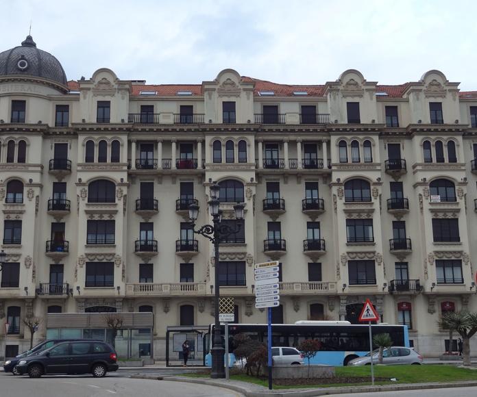 Mantenimiento de Edificios en Cantabria